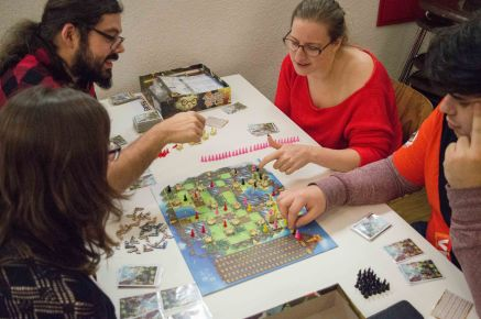 BoardGameCafé Photo by Sam van Maris GLL Geeks Life Luxembourg 2018 -0400