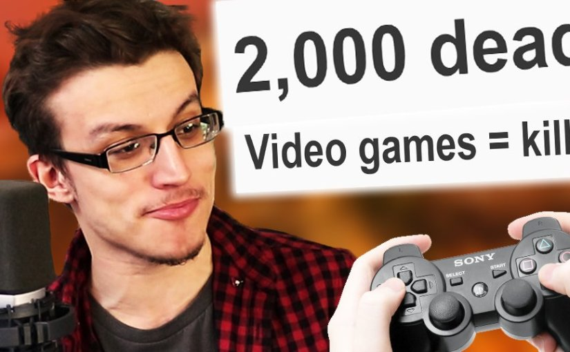 VIDEO GAMES ARE EVIL …AGAIN!