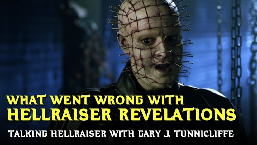 Why Hellraiser Revelations turned out the way itdid