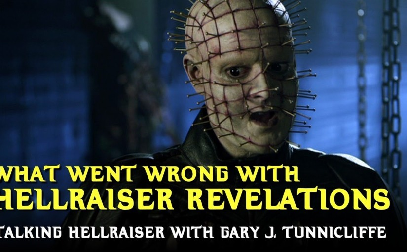 Why Hellraiser Revelations turned out the way it did
