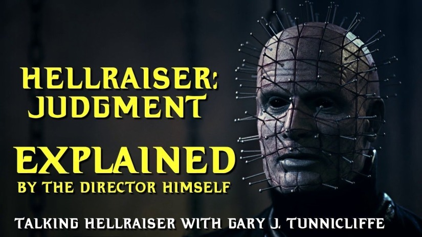 Hellraiser Judgment Explained: Production, Budget andInfluences