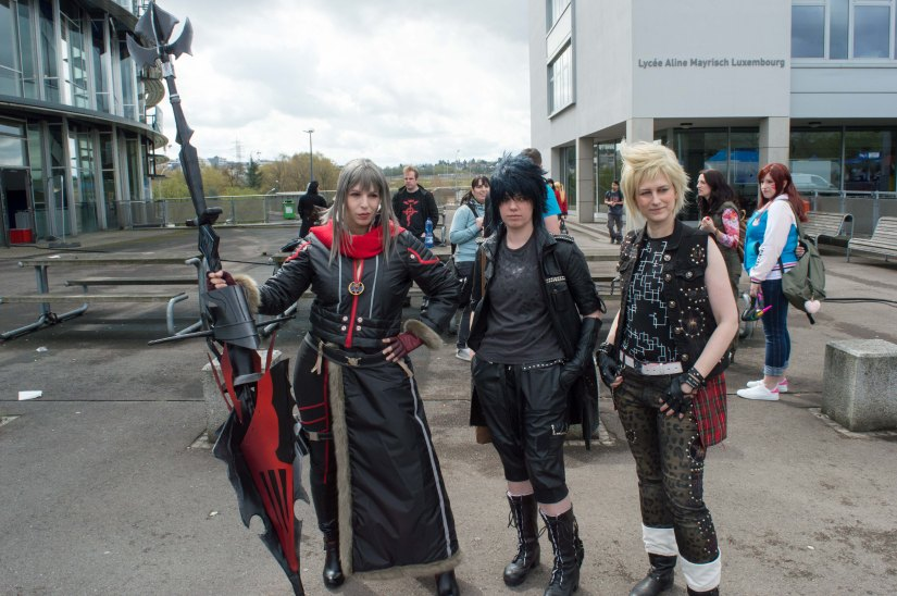 Luxcon 2018 – Cosplay Part3