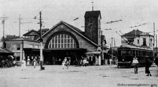 1-ShibuyaStationHistory-1
