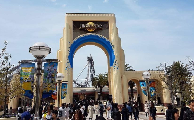 Nimoko's Nippon Blog – Universal StudiosOsaka