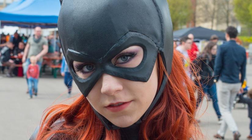 Batgirl – Luxcon 2018Photoshoot
