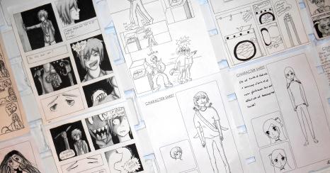 Manga Workshop SummerAkademie 2