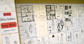 Manga Workshop SummerAkademie
