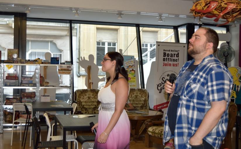 RevolAsia Karaoke Night at Inked Geeks30/6/18