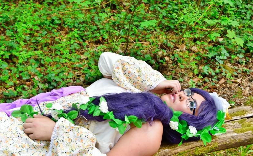 Nozomi Tojo RapunzelPhotoshooting
